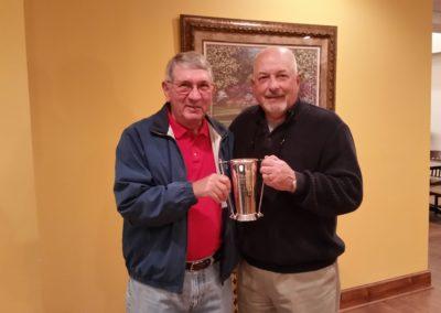 2017 Net Club Champion - Jim Gooding