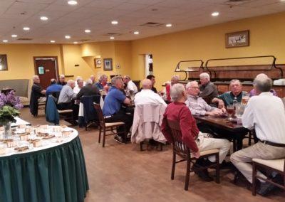 2018 Member-Member Dinner