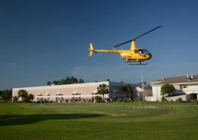2018 Member-Guest - Helicopter Ball Drop