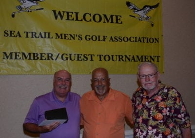 2018 Member-Guest - Chambers Bay Flight - Jim Foley & Bill Fritsch