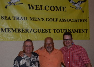 2018 Member-Guest - Torrey Pines Flight - Bob Vollmer & Jeff Vollmer