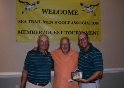 2018 Member-Guest - Shinnecock Hills Flight - Ralph Gardner & Doug Gardner
