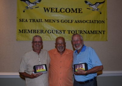 2018 Member-Guest - Bethpage Flight - Dick Saunders & Bob Charles