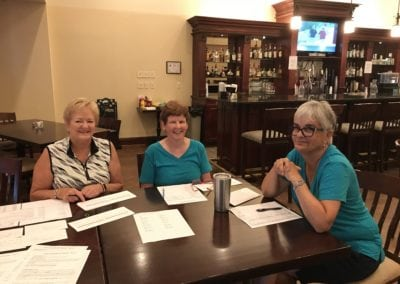 2 Member Tournament-Micki Vollmer, Ellen Lehrer and Denise Reiner